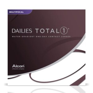 Multifocal Dailies Total 1 - Water Gradient 1-day Contact Lenses by Alcon